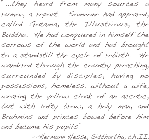 essays on siddhartha hermann hesse Hermann hesse born: hermann karl hesse hesse also wrote ironic essays about his alienation from hesse's siddhartha is one of the most popular western novels.